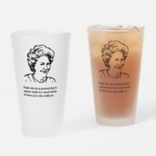 Hyacinth Superior Drinking Glass