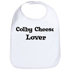 Colby Cheese lover Bib