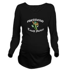Guerrero light Long Sleeve Maternity T-Shirt