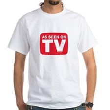 As Seen On TV Logo T-Shirt