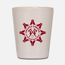Oglala Lakota Shot Glass