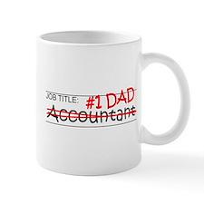 Job Dad Accountant Mug
