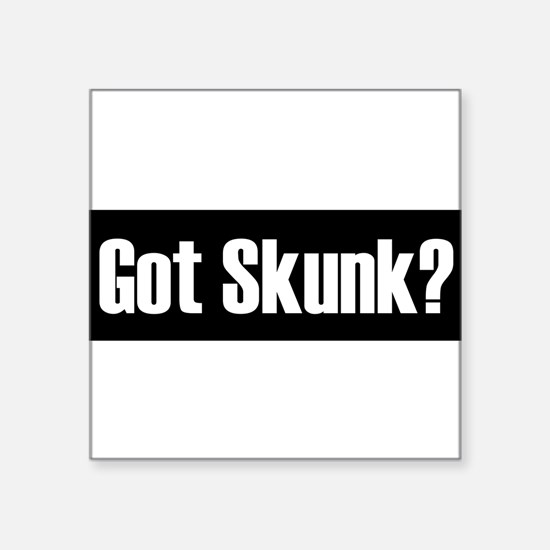gotskunk Sticker