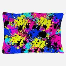 Splatter Me With Love Pillow Case