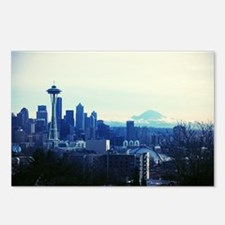 Seattle 2 Postcards (Package of 8)