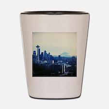 Seattle 2 Shot Glass
