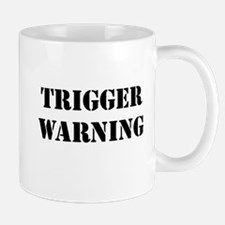 Trigger Warning Mugs
