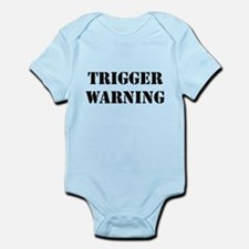 Trigger Warning Body Suit