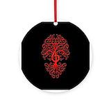 Musician Ornaments