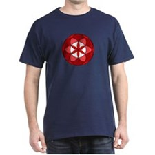 Seed of Life Red3 T-Shirt