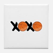 XOXO Tile Coaster