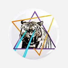 """Laser Tiger 3.5"""" Button"""