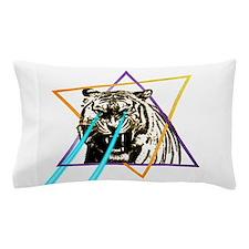 Laser Tiger Pillow Case