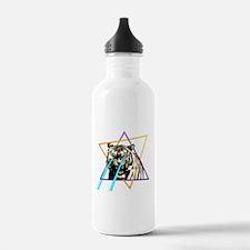 Laser Tiger Water Bottle