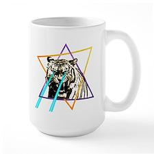 Laser Tiger Mugs