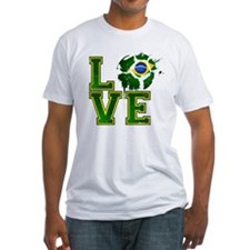 Love Brazilian Football! Shirt