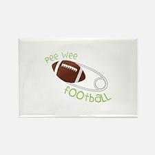 pee wee footbaLL Magnets
