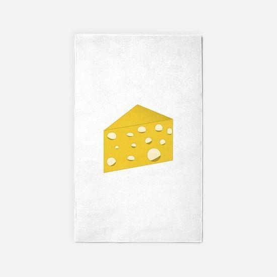 Swiss Cheese 3'x5' Area Rug