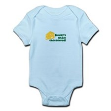 Daddy's little cheesehead! Body Suit