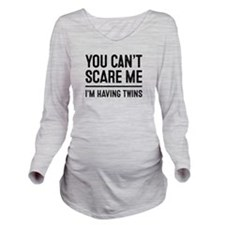 I'm Having Twins Long Sleeve Maternity T-Shirt