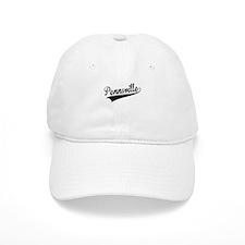 Pennsville, Retro, Baseball Baseball Cap