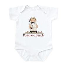 Pompano Beach Infant Bodysuit