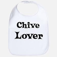 Chive lover Bib