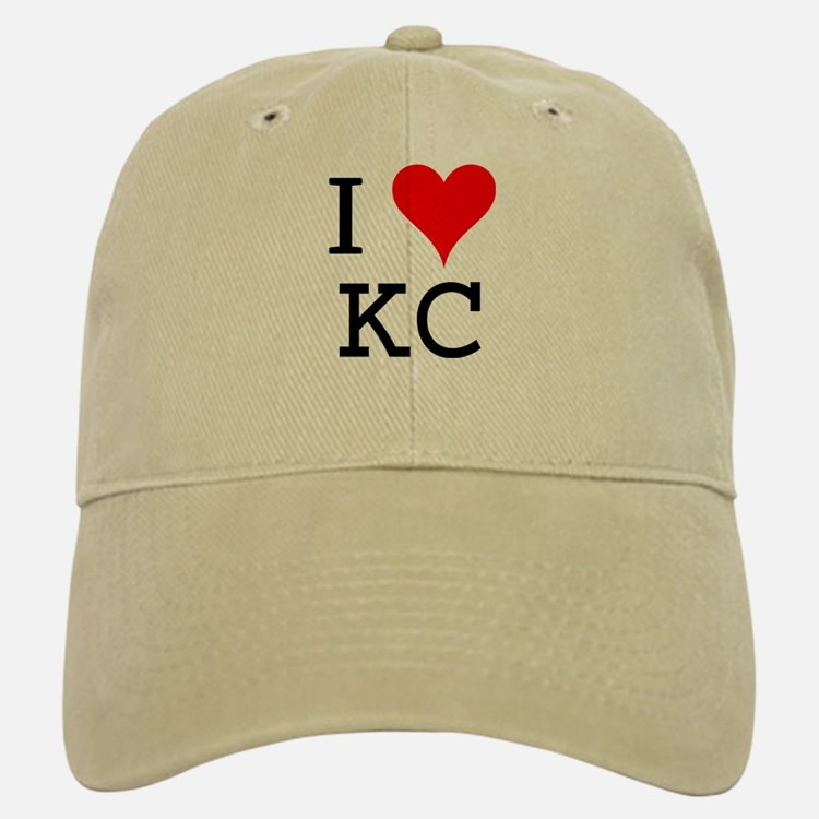 kansas city blues baseball hats caps royals fitted hat love kc cap