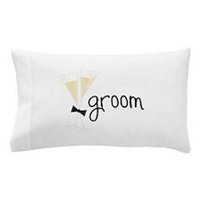 groom Pillow Case