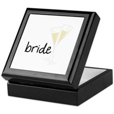 bride Keepsake Box