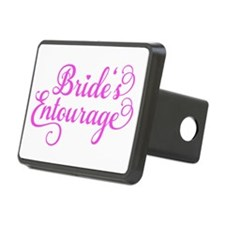 Brides Entourage pink Hitch Cover