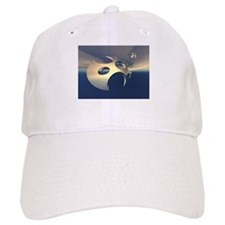Metallic Space Pods Baseball Baseball Cap