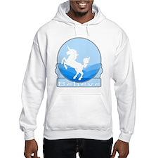 Unicorn Believe Hoodie