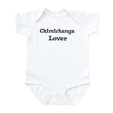 Chimichanga lover Infant Bodysuit