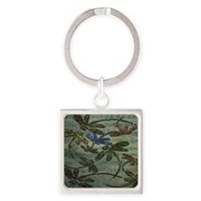 Dragonfly Song Keychains