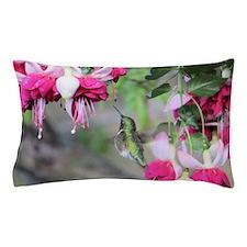 hummingbird Pillow Case