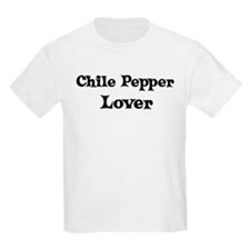 Chile Pepper lover T-Shirt