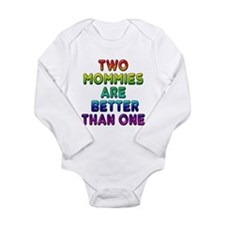 TwoMommies_BABY Body Suit