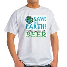 ART Earth beer T-Shirt