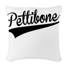 Pettibone, Retro, Woven Throw Pillow