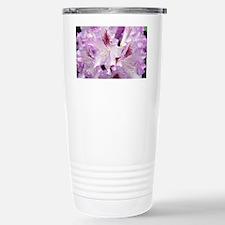 Purple rhododendron flowers Travel Mug