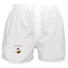 Aged To Perfection! Boxer Shorts