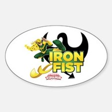 Iron Fist Decal