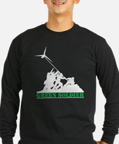 Green Soldier Wind Turbin T