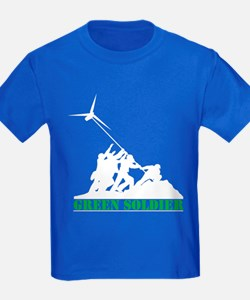 Green Soldier Wind Turbine T