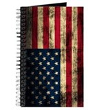 American flag Journals & Spiral Notebooks