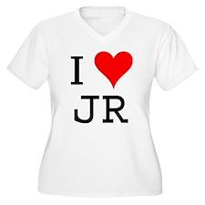 I Love JR T-Shirt