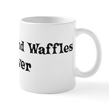 Chicken And Waffles lover Mug
