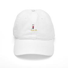 Tennis Chick Baseball Baseball Cap