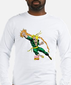 Iron Fist Vintage Long Sleeve T-Shirt